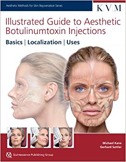 Illustrated Guide to Aesthetic Botulinumtoxin Injections KVM