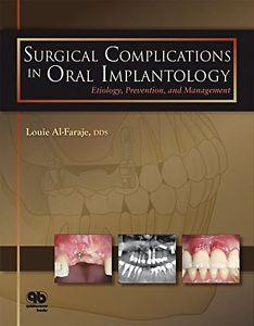 Surgical Complications in Oral Implantology