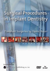 Surgical Procedures in Implant Dentistry
