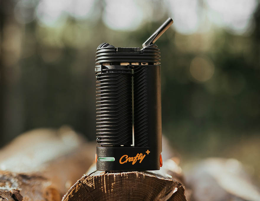 Crafty plus review portable vaporizer