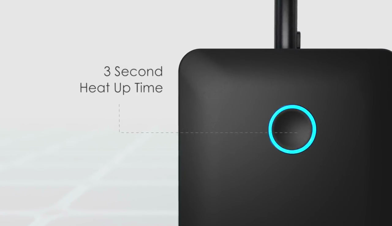 Haze Square Pro Review 3 second heat up