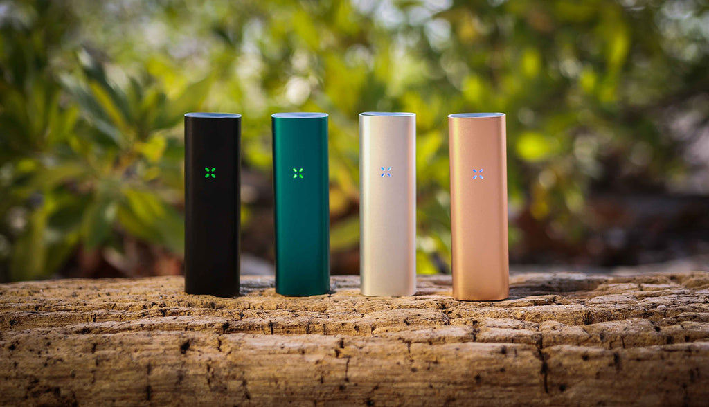PAX Vaporizer guide all colors