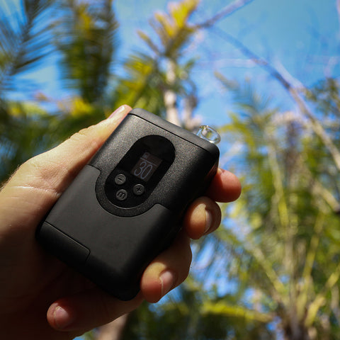 Portable dry herb vaporizers Herbalize blog