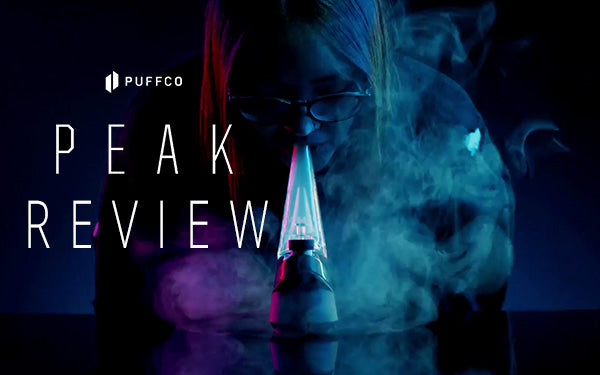 Puffco Peak Vaporizer Review