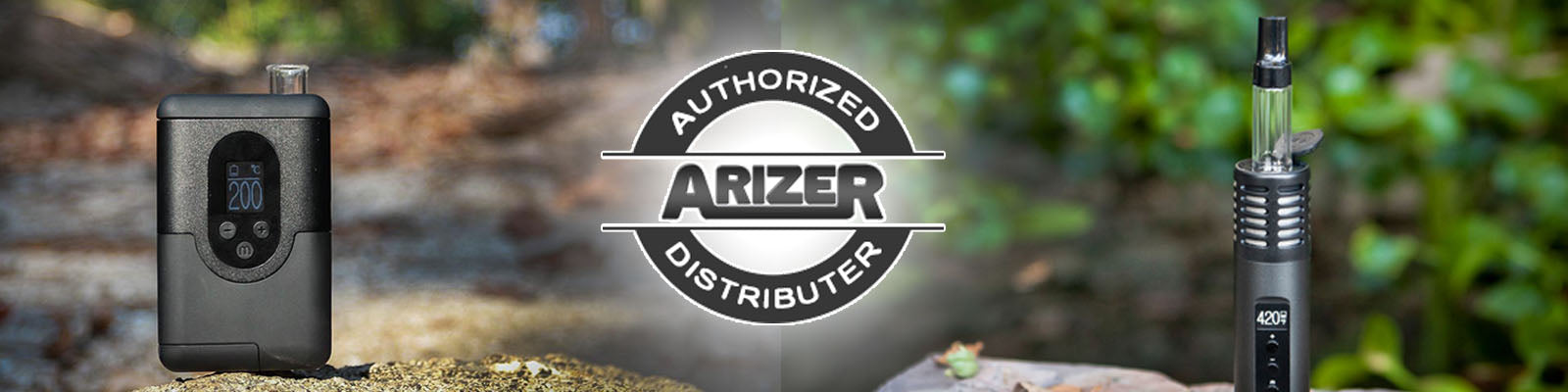 Arizer Vaporizers UK Authorized Seller  Free Shipping