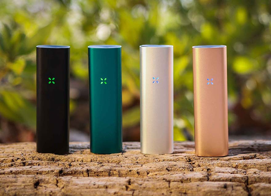 The Ultimate PAX Vaporizer Guide all colors