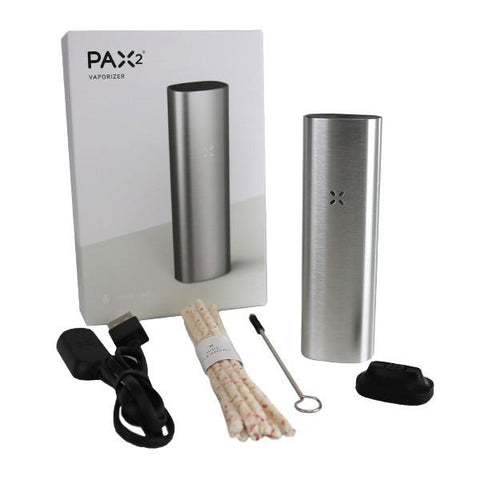 Pax 2 vaporizer included