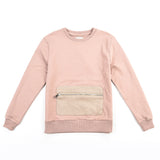 Zipper Pocket Sweater