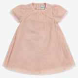 Hadas Golden Dots Baby Tulle Dress