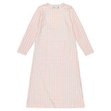 Houndstooth Nightgown (Midi)