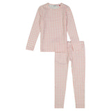Houndstooth PJ set