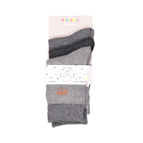 Crown Socks 3