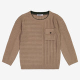 Linear Boys Sweater