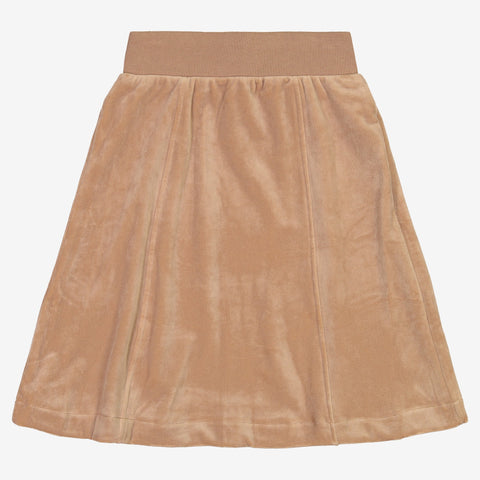 Newry Girls Velour Skirt