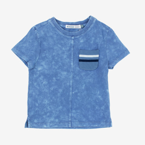 Boys Stone Wash Shirt