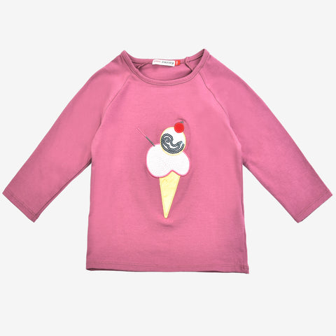 Girls Ice-Cream T-Shirt