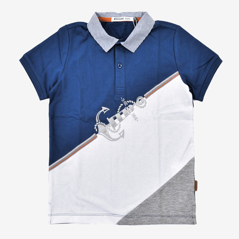 Anchor Polo short sleeve  Shirt