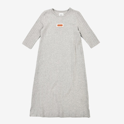 Hadas Girls Ribbed NightGown