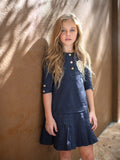 Sail Away Emblem Dress