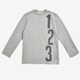 Boys T-Shirt With Numbers