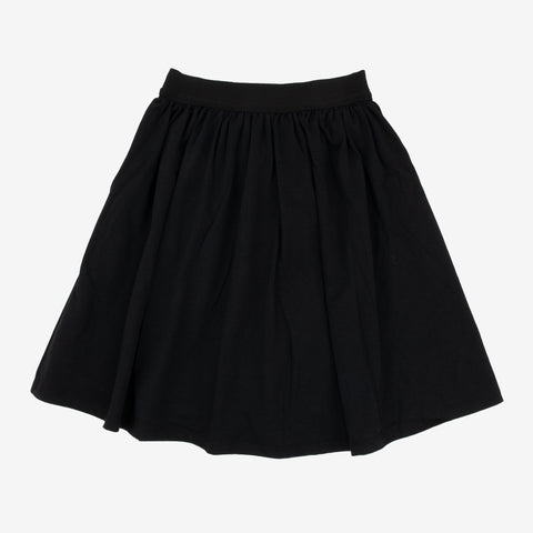 Gathered Cotton Day Skirt