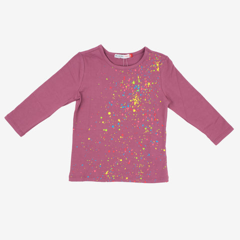 Girls Confetti T-Shirt