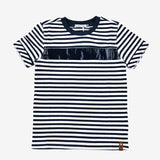 Boys Crew Striped T