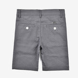 Melange Boys Texured Shorts