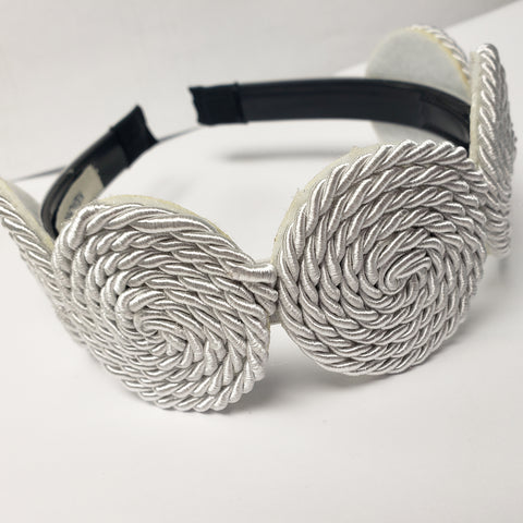Braided Circles Headband