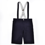 Suspenders Shorts