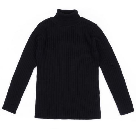 Newport Knit Ribbed Turtleneck
