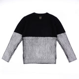 Inverness Metallic Boys Ribbed Top