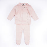 Knit Layette set