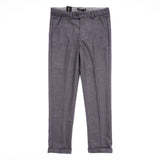 Wool Solid Pants