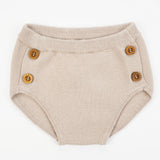 Baby Rice Knit Bloomers