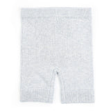 Baby Ribbed Pastel Knit Shorts