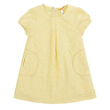 Disa Toddler Texture Pocket Dress
