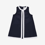 Hadas Little Girls Sleeveless Dress