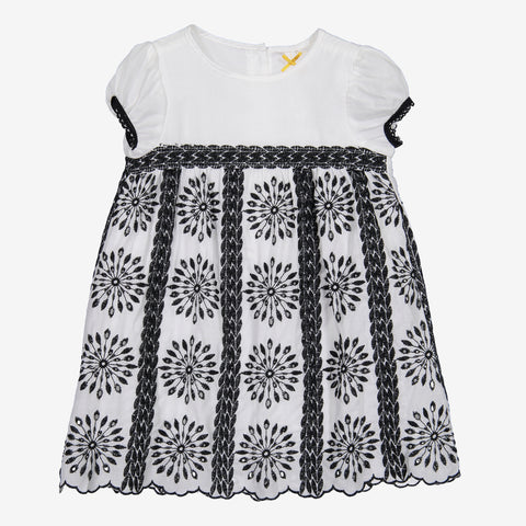 Toddler Vera Embroidered Dress