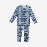 Hadas Scribble Loungewear Set