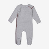 Ribbon Stripe Onesie