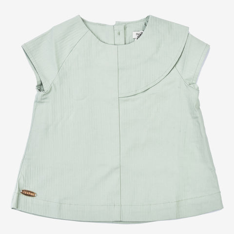 Hadas Baby Crisp Collared Top