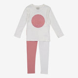 Hadas Summer Two Tone Loungewear Set