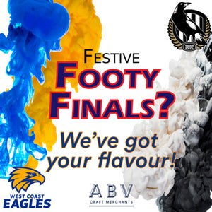 Festive Footy Finals? We're Open All Long Weekend!