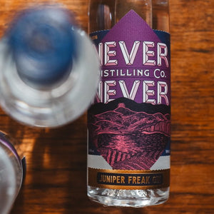 Are you a Juniper Freak? Then get your freak on with Never Never!