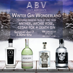 Upcoming Event: Winter Gin Wonderland