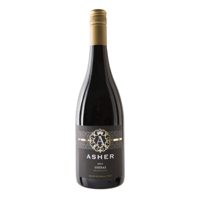 Asher Heathcote Shiraz 2016 Red Wine ABV Craft Merchants