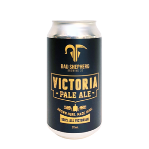 Bad Shepherd Victoria Pale Ale Beer ABV Craft Merchants