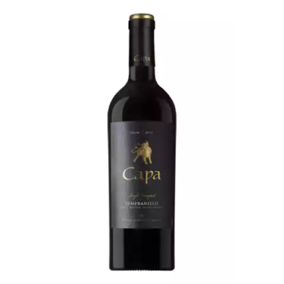 Capa Single Vineyard Tempranillo 2016 Red Wine ABV Craft Merchants
