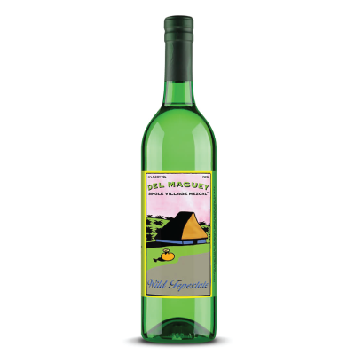 Del Maguey Wild Tepextate Single Village Mezcal 750ml Tequila ABV Craft Merchants